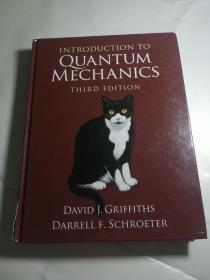 INTRODUCTION TO QUANTUM MECHANICS THIRD EDITION(量子力学导论第三版)书脊底部略有破损