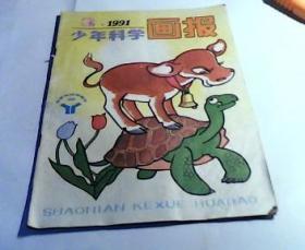 少年科学画报 1991年第3期