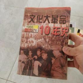 文化大革命1966-1976十年史下册