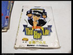 新憨豆先生2001版(5碟DVD)【简装版】