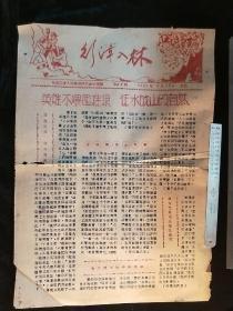 引漳入林报1960-23(手工刻写,油印,红旗渠工地读物。)