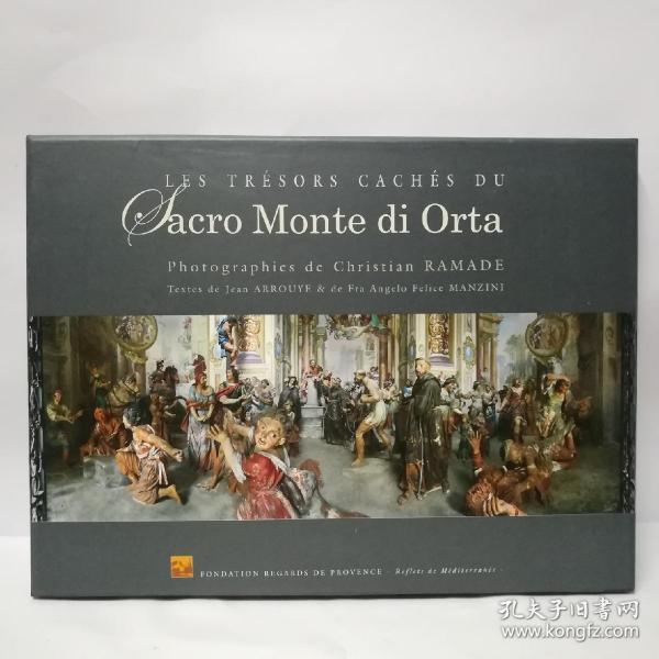 LES  TRESORS  CACHES  DU  of  acro  Monte  di  ort 大开本法文艺术