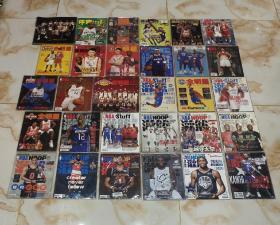 NBA灌篮杂志全明星2000-2020