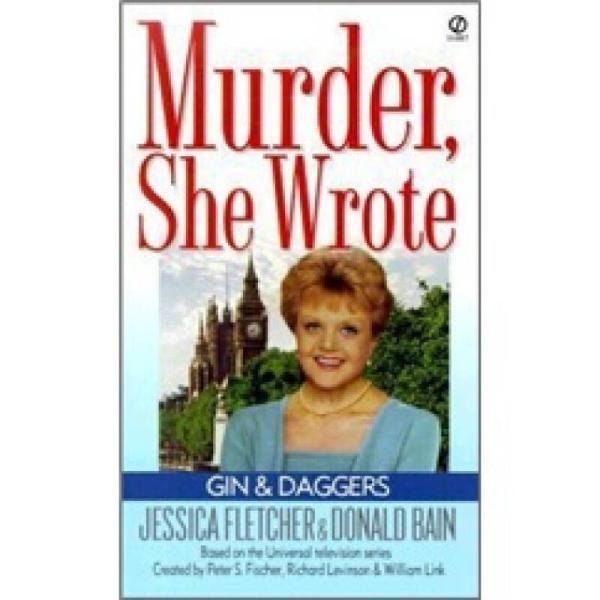 Murder She Wrote: Gin and Daggers