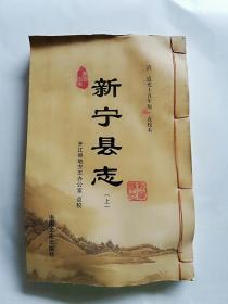 新宁县志(上)