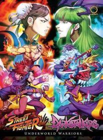 Street Fighter VS Darkstalkers 街头霸王 VS 恶魔战士-地下武士