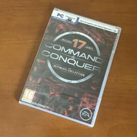 【游戏光盘】正版PC单机游戏EA命令与征服红色警戒17周年纪念典藏版全新未拆
