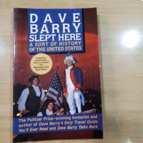 Dave Barry Slept Here(英文原版)