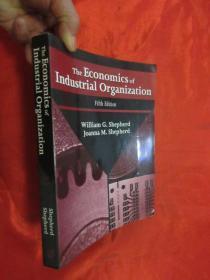 The Economics of Industrial Organization    ( 16开 ) 【详见图】