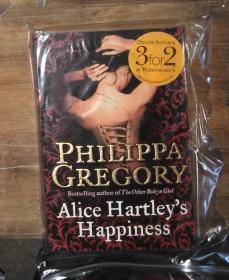 英文原版 Alice Hartley's Happiness by Philippa Gregory 著