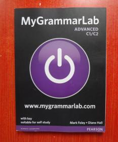 MyGrammarLab Advanced C1/C2 with Key and MyLab Pack