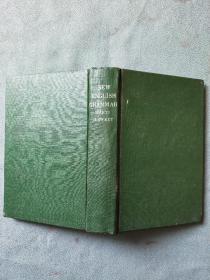 NEW ENGLISH GRAMMAR LOGICAL AND HISTORICAL新英语语法(导论、语音与字形变化)