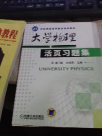 大学物理活页习题集/21世纪普通高等教育规划教材
