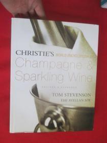 Christies World Encyclopedia of Champagne...     (大16开,硬精装)    【详见图】