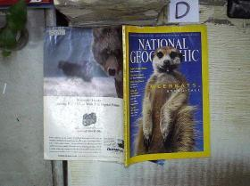 NATIONAL GEOGRAPHIC   SEPTEMBER  2002 ����