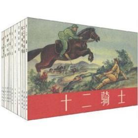 爱看连环画第9辑-革命斗争故事全12册50开平装