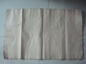 宣纸35张.约51.5*80厘米