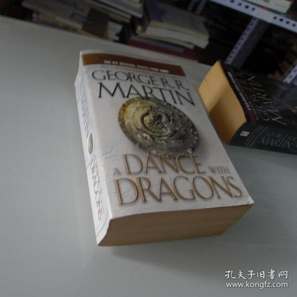 A Dance with Dragons:A Song of Ice and Fire