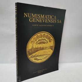 NUMISMATICA GENEVENSIS SA 双语对照