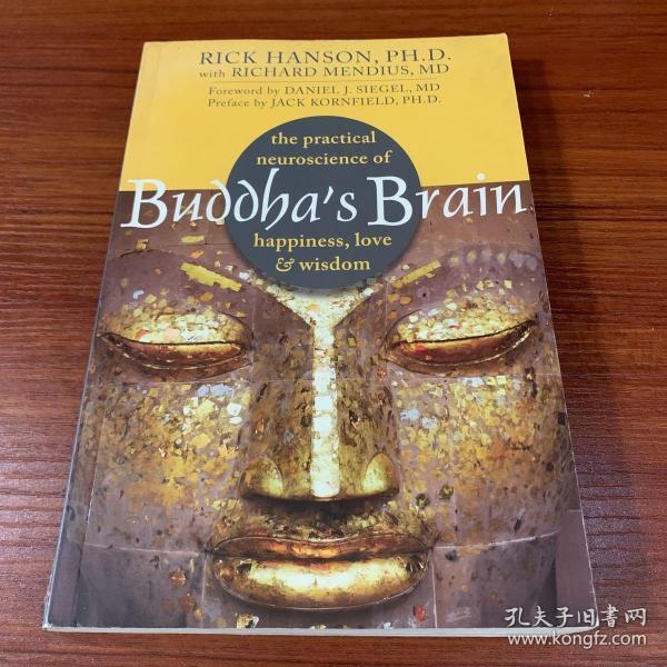 Buddha's Brain:The Practical Neuroscience of Happiness, Love, and Wisdom