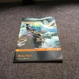 Moby Dick, Level 2, (2nd Edition) (Penguin Readers)[白鲸记]