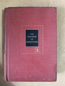 THE TRAGEDIES OF SHAKESPEARE(VOLUME ONE,TWO,两册和手英文原版)