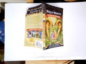 Magic Tree House #45:A Crazy Day with Cobras 神奇树屋45:眼镜蛇大冒险 ISBN9780375867958