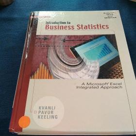 Introduction  toBusiness  Statistics[英文原版]商业统计介绍
