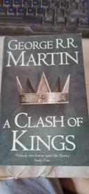 GEORGERRMARTIN  ACLASH OF KINGS