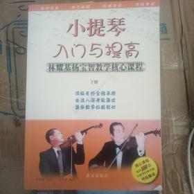 小提琴入门与提高:林耀基杨宝智教学核心课程(下)