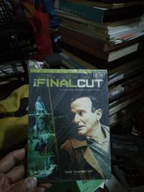未拆封外国电影DVD——FINALCUT(最终剪接)