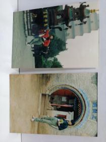 多个旅游景点照片7张合售