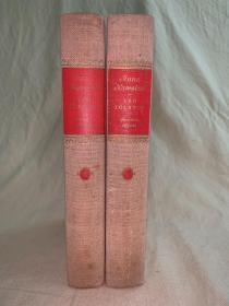 托尔斯泰经典杰作: 安娜卡列尼娜 两卷套  Anna Karenina