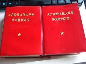 无产阶级文化大革命伟大胜利万岁(上下)