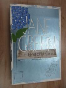 外文书  THE  BEACH  HOUSE  JANE  GREEN(精装16开,共341页)