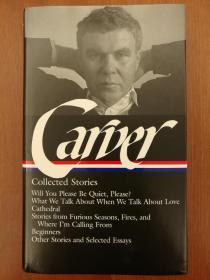 Raymond Carver: Collected Stories (Library of America)(布面精装)