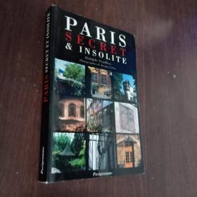 PARIS  SECRET  &  INSOLITE