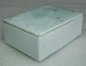 清代印泥盒   清代   印泥盒   素面