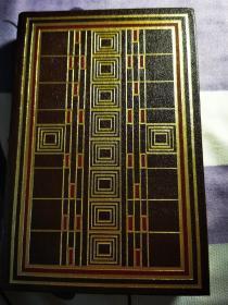 2001年诺贝尔文学奖得主 V·S·奈保尔 ,限量 头层牛皮装帧 刷金 签名本 《南方的转折》