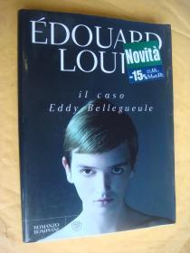 ÉDOUARD LOUIS:il caso eddy Bellegueule 意大语原版  24开
