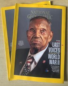 National Geographic美国国家地理2020年6月 英文版特价旅游杂志