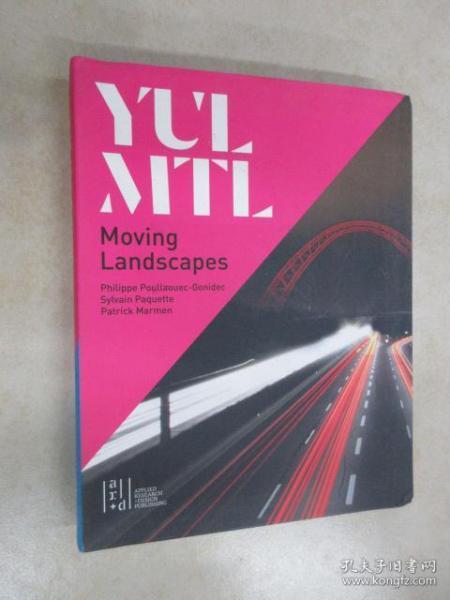 外文书 Moving  Landscpes  24开共261页