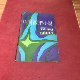 中国微型小说选刊1984.2