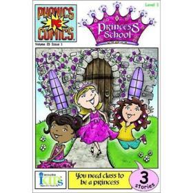 Phonic Comics: Princess School - Level 1
