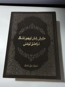 维吾尔语详解词典