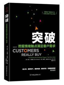 突破:挖掘情绪触点满足客户需求