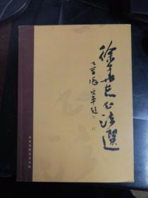 徐华志书法选.