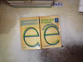ESSENTIAL ENGLISH 1  、、