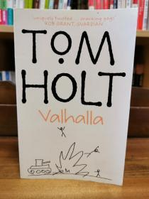Valhalla by Tom Holt(英国文学)英文原版书