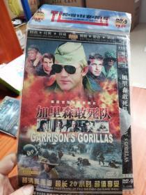 加里森敢死队 DVD